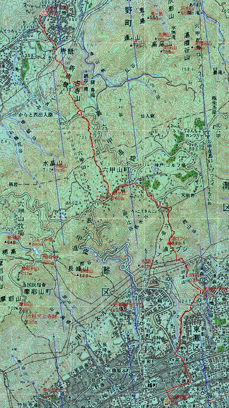 20131130古寺山地図