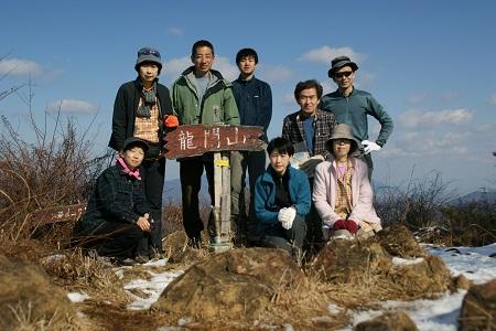 20100117龍門山2