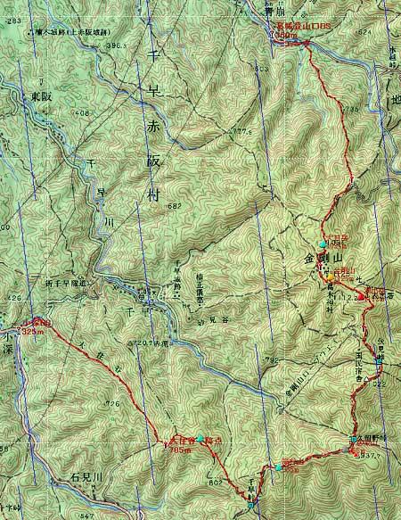 20110220金剛山地図
