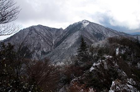 20141206入道・仙ヶ岳2