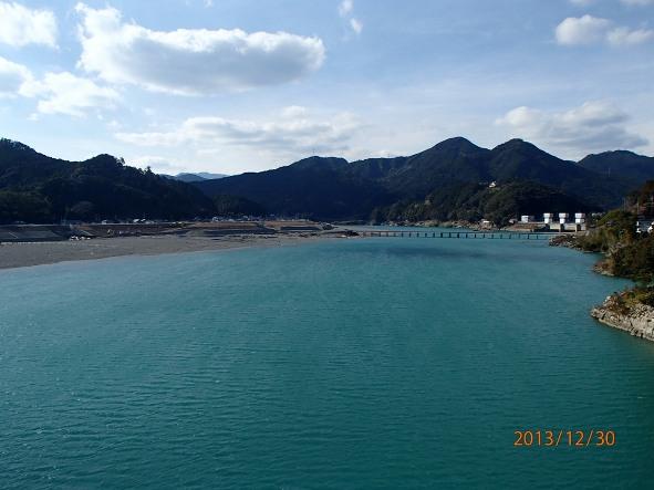 131226-140102kumanokodo12 熊野川、きたー!