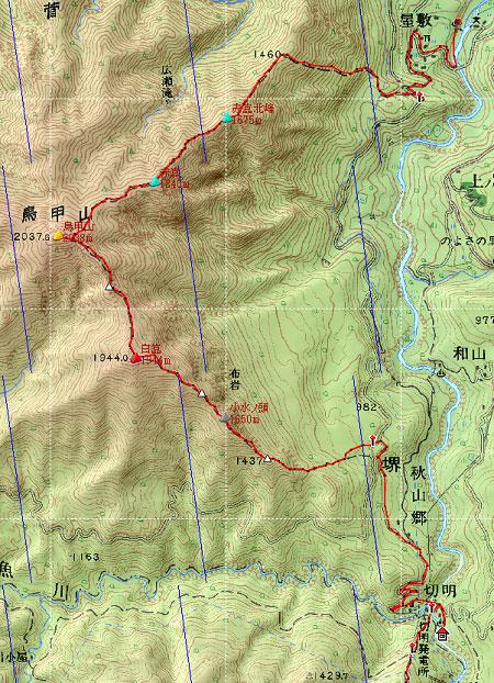 20101009岩菅山地図3