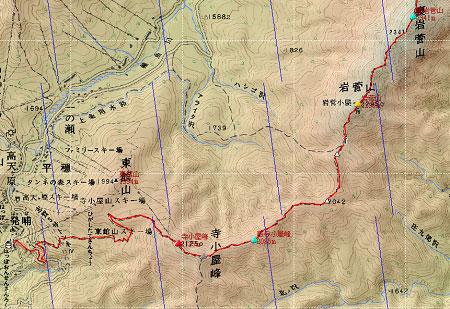 20101009岩菅山地図2