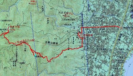 20140511比叡山地図①