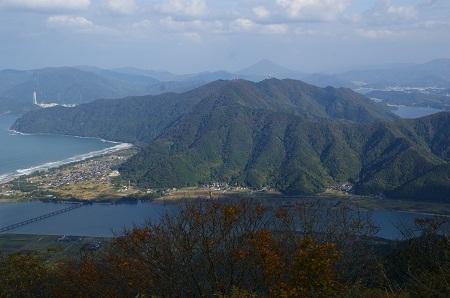 20121103由良ヶ岳1