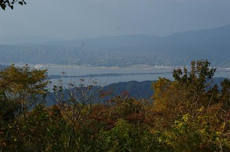 20121103由良ヶ岳3