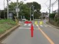 95・吉沢小学校入口信号
