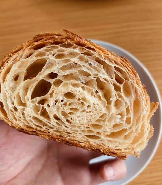 円麦のクロワッサン