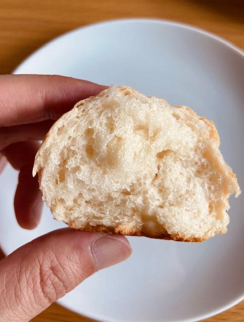 円麦のミルクパン