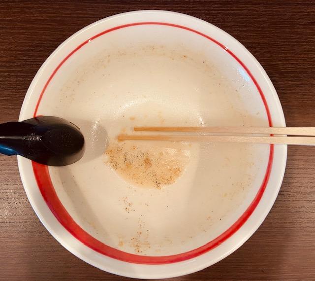 綱取物語の味噌ラーメン