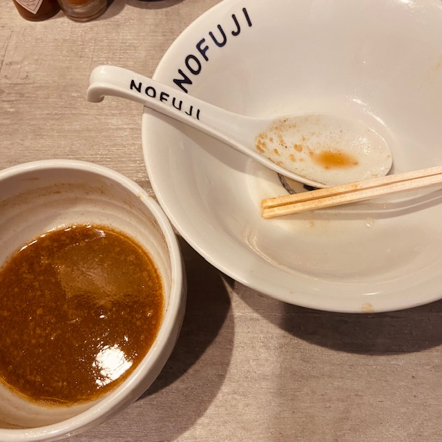 らーめんつけ麺 NOFUJI