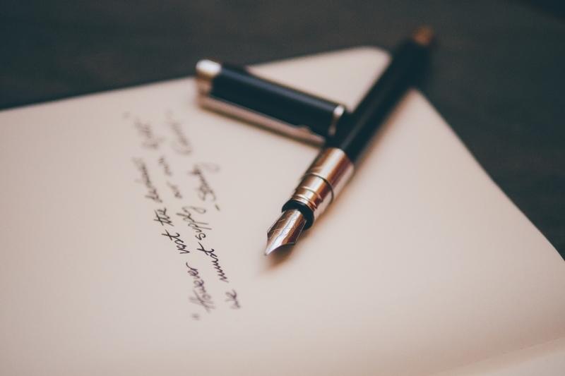 いつまでも心に残る贈り物『手紙』