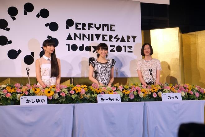 【イベントレポート】Perfume、「パパパパパパパパパパ」は… BARKS音楽