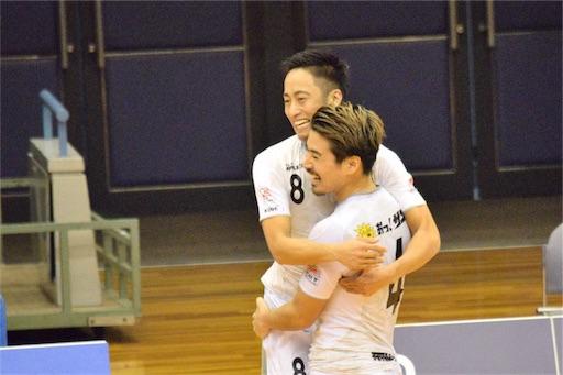 デウソン神戸、水田貴明が移籍後初ゴール