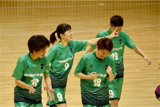 9.伊藤千咲が追加点、姉妹揃ってゴール!