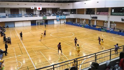 足立区総合スポーツセンター・ピッチ
