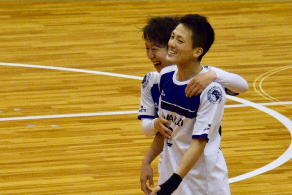 千葉雄太のゴールでFC NAKAIが追加点