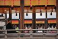 京都新聞写真コンテスト 葵祭り 神事