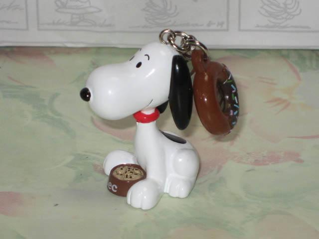 Snoopy Cafe バースデーストラップ