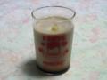 MARLOWE 栗のプリン(2008年限定ビーカー入り), #1