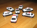 QSTEER and Police Cars