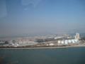 昂坪360から見た香港国際空港