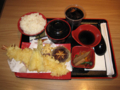 天菜 珍寶蝦天婦羅套餐(Jumbo Shrimp Tempura Set)