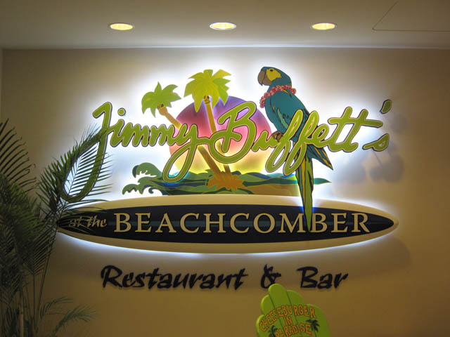 Jimmy Buffett's of the BEACHCOMBER Restaurant & Bar