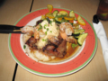 SIRLOIN & SHRIMP COMBO at Jimmy Buffett's of the BEACHCOMBER Restaurant & Bar