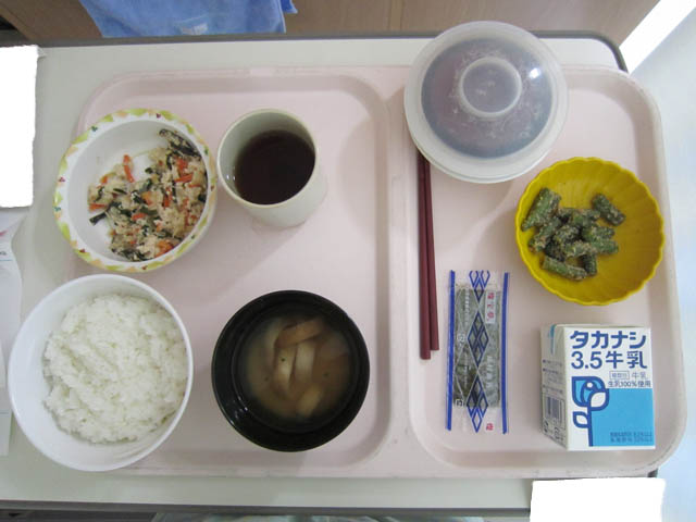 2010.12.17 朝食