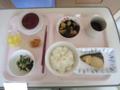2010.12.17 昼食