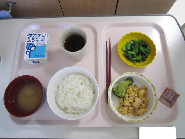 2010.12.18 朝食