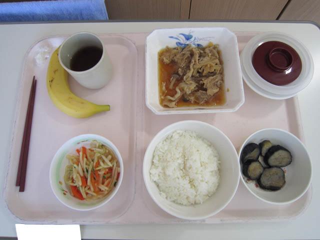 2010.12.18 昼食