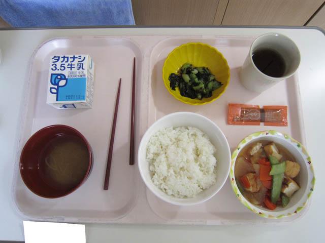 2010.12.19 朝食