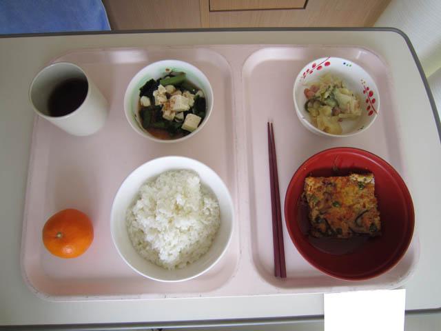 2010.12.19 昼食
