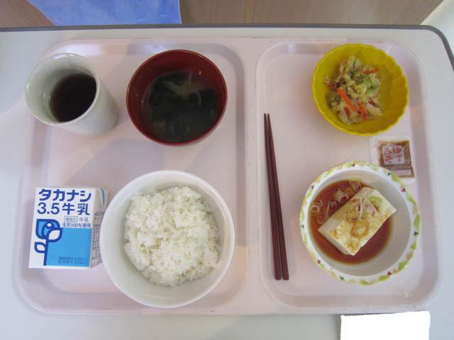 2010.12.20 朝食