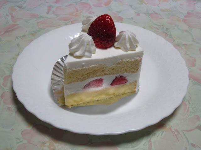 Patisserie francaise CLAROS, Shortcake