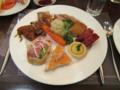 九龍酒店のビュッフェ夕食(2011/07/15), #1