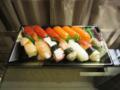 中島水産@香港 さかなやの鮨, #2