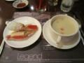 九龍酒店のビュッフェ夕食 (2011/07/18), #5