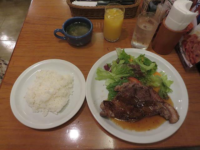 花金ステーキ (2013/07/19), #1