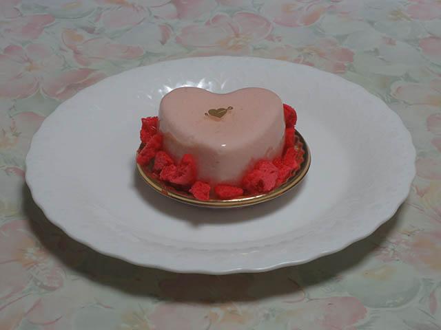 Q-pot CAFE. Special Cake Box - #3