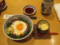 築地玉寿司のまぐろ山かけ丼