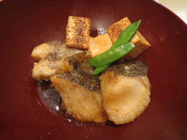 大戸屋 メロカマの煮付け定食, #2