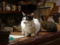 Cats of Minimal Cafe, #0553