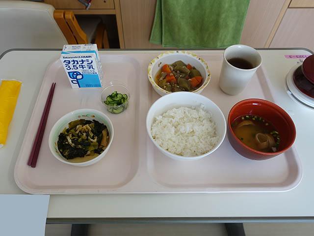 2015.03.14 朝食