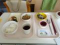 2015.03.14 昼食
