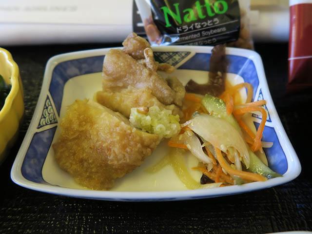 JL098便(ビジネスクラス) 機内食, #4