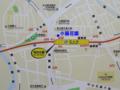 芝山駅(Zhishan) 周辺地図