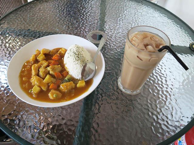 昼食@猴硐咖啡